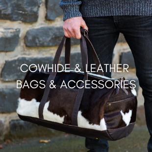 Belle Couleur - Cowhide and Leather Bags and Accessories